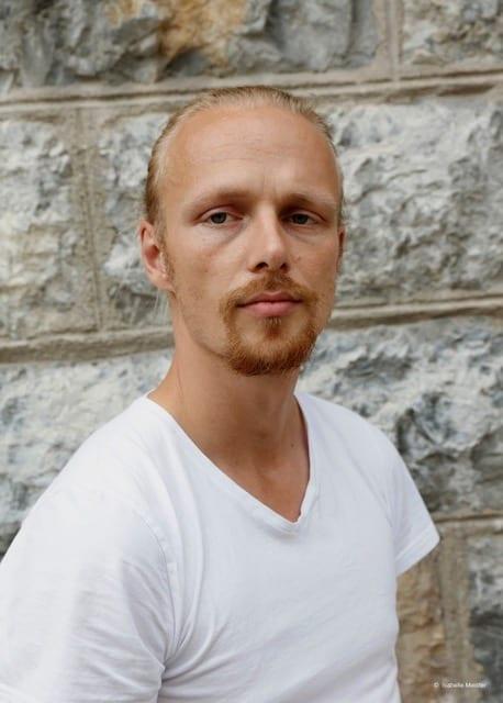 Portrait Caspar Pichner, TA T Team