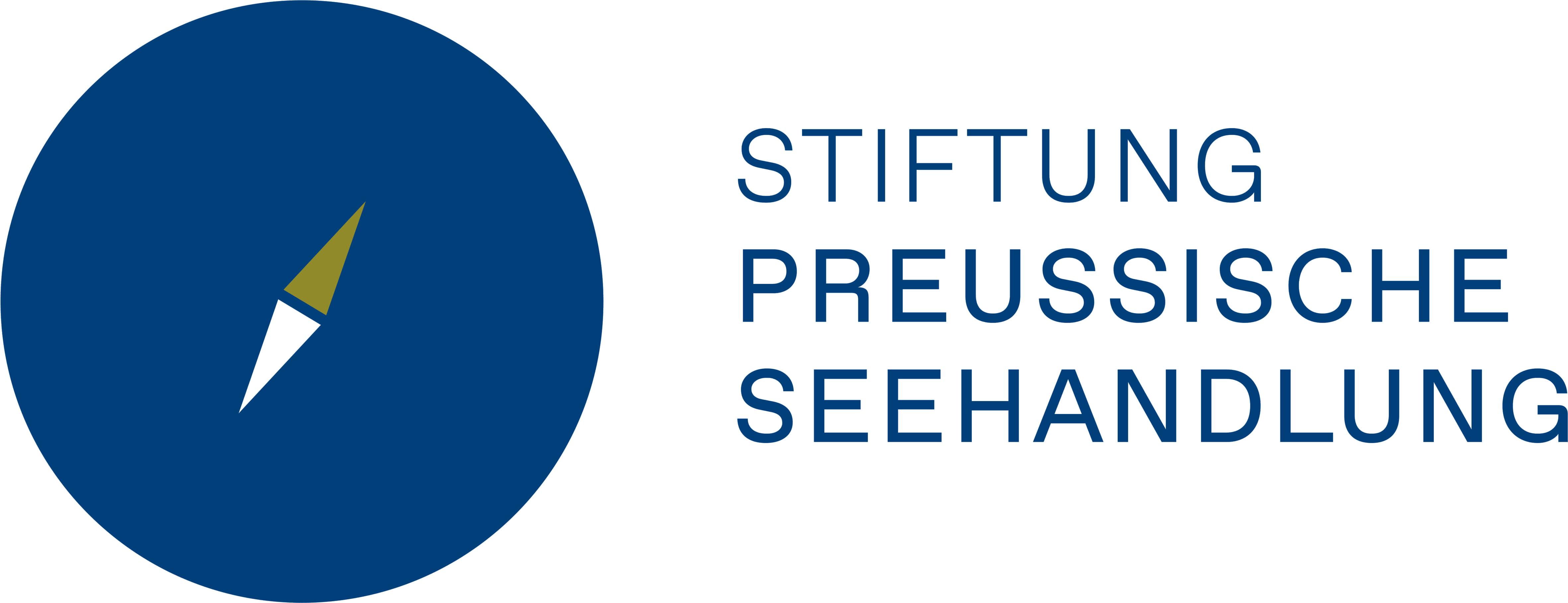 Logo Stiftung Preussische Seehandlung
